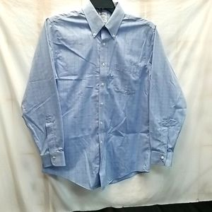 Brooks Brothers Men's Button Down Shirt 15 1/2 - M